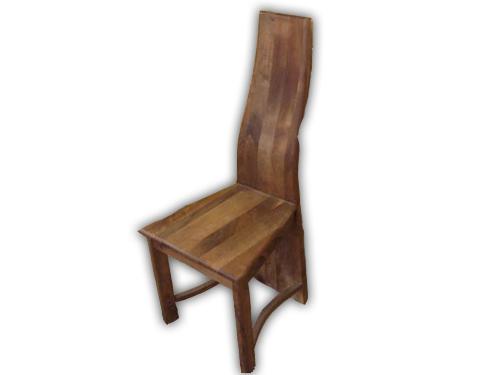 chaise arrondie tendances decos. Black Bedroom Furniture Sets. Home Design Ideas